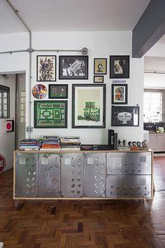 Apartamento Julia Morelli (Foto: Gui Morelli/ divulgação)