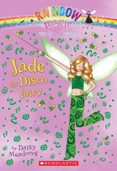 (Green) the Disco Fairy (Paperback)