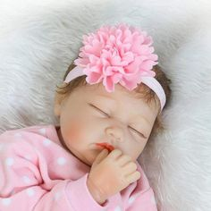 Head: the head simulation of reborn doll is a real baby size, very cute. Q: Is this reborn baby is a boy or a girl? A: This reborn baby is unisex,the body is cloth body. Reborn Baby Girl, Reborn Babypuppen, Reborn Toddler Dolls, Reborn Dolls, Baby Girl Newborn, Kids Dolls, Dolls Dolls, Toddler Toys, Baby Doll Toys