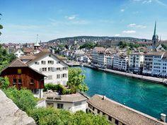 Zürich Sehenswürdigkeiten – 7 außergewöhnliche Orte in Zürich