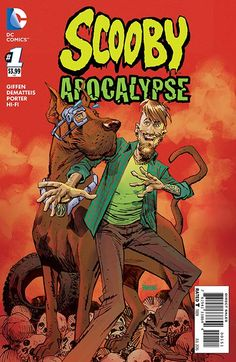 Scooby Doo Apocalypse 01