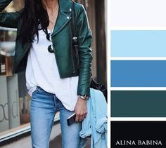 12 superb color combinations for your spring wardrobe Colour Combinations Fashion, Color Combinations For Clothes, Fashion Colours, Colorful Fashion, Color Combos, Fashion Mode, Look Fashion, Fall Fashion, Fashion Ideas