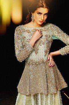 Indian Fashion, Womens Fashion, Asian Bridal, Wedding Wear, Pakistani Dresses, Classy Outfits, Lehenga, Sequin Skirt, Vogue