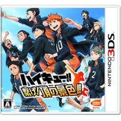 Haikyu!! Tsunage! Itadaki no Keshiki!! Normal version(Japan Import)