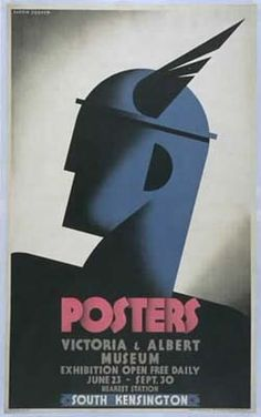M 1931 Poster ... Cubist Art Deco on Pinterest   Vintage Posters, Poster and Art deco