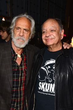 Tommy Chong and Cheech Marin 2014
