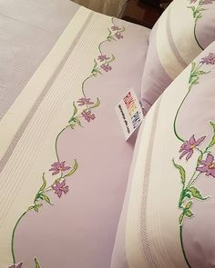 Bed Sheets, Cross Stitch, Couture, Quilts, Embroidery, Pillows, Sewing, Decoration, Crochet