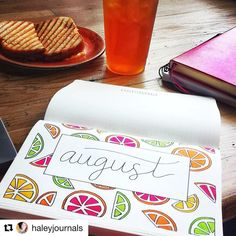• 08.01.17 • . • Bringing in a new month!!! • Let's see everyone's August layouts! • Thank you for sharing @haleyjournals !! . . . . #bulletjournal #bulletjournaling #bulletjournaljunkies #bulletjournaladdict #bujo #bujojunkies #love #cute #instagood #journaljunkie #follow #bujoweekly #bujodaily #bujoinspire #journal #journaling #journallove #journalart #planner #planneraddict #showmeyourplanner #journaladdict #creative #Artistic #month #monthly #bulletjournalart #bulletjournalshowcase