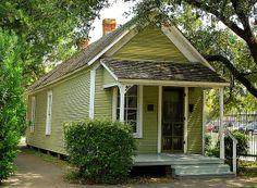shotgun houses | Shotgun House | Flickr - Photo Sharing!