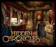 Hidden Chronicles. Great game to play