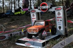 """Best in Show"" at RC4WD Scale Trial Championship 2014-Hungary"