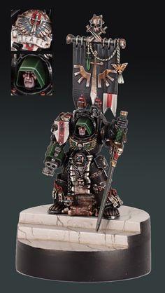Deathwing terminator chaplain - better pic -