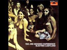 Jimi Hendrix - Electirc Ladyland (full album) #hippie