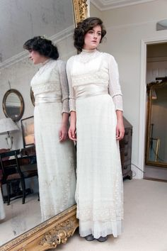 a358b489869 A Celebration of Vintage Bridal Fashion with Abigail s Vintage. Vintage Style  Wedding DressesVintage ...