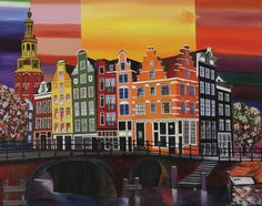 Amsterdam Gouden Bocht, Leo Bonsen
