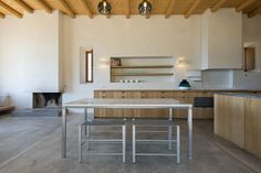 Katerina Tsigarida Architects : Syros House