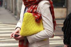 yellow laptop case