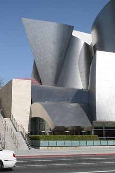 Disney Concert Hall in los angeles downtown - Frank Gehry #bodegas