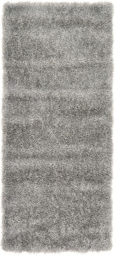 Luxe Solo Gray Area Rug