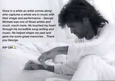 #georgemichael #Twitter #Music #Memory #Words George Michael 80s, George Michel, Somebody To Love, Love You, I Cried For You, Goodbye My Love, Great Albums, Outlander Book, Beautiful Voice