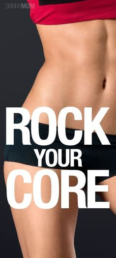 Get a rockin' core with this ab workout!