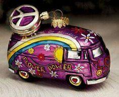 Peace van.