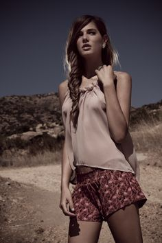 Winter Kate Sheela Top & Bala Shorts