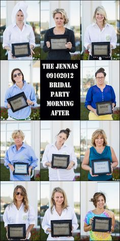 """Love this: """"morning after"""" photo! 4realequalityweddings.com"""