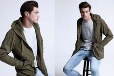 Calliope Spring/Summer 2015 Men's Lookbook
