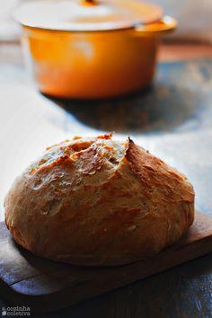 A Cozinha Coletiva:Pão Artesanal sem sova