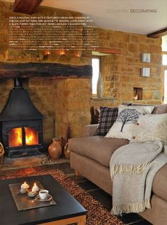 country decorating. Country Homes and Interiors