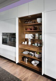 Barn Kitchen, Kitchen Pantry Design, Kitchen Organization Pantry, Kitchen Dinning, Modern Kitchen Design, Interior Design Kitchen, New Kitchen, Kitchen Storage, Kitchen Decor