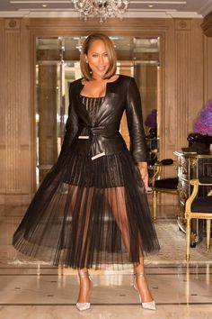 Marjorie Harvey - Marjorie Harvey Slayed Paris Fashion Week Like We Knew She Would