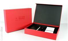 Caixa Personalizada para Brinde. #Criativebox #PucPR #Caixaparabrinde #Embalagem #Caixa #Brindecorporativo #Brinde