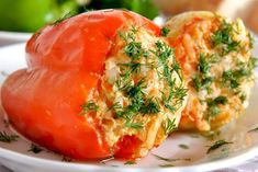 Spanakopita, Baked Potato, Mashed Potatoes, Cooking Recipes, Stuffed Peppers, Baking, Vegetables, Ethnic Recipes, Food