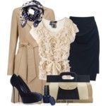 florals in lace - Polyvore