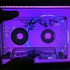 Imagen de purple, aesthetic, and tumblr