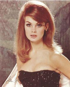 60's hair; simple & pretty....jean shrimpton