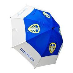Leeds United F.C. Golf Umbrella Double Canopy