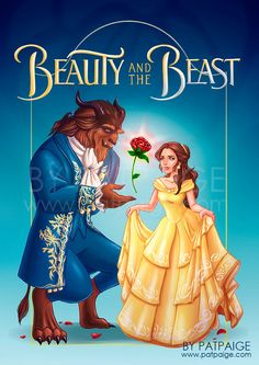 The beauty and the beast can relate to the story of Daphne and Apollo because it has many characteristics that resemble eachother. Just like Apollo continues to love Daphne when she is a tree, Belle loves the Beast no matter what his form is. Disney Animation, Animation Film, Bridal Shower Deco, Traditional Literature, Beast's Castle, Disney Renaissance, Beauty And The Best, Belle Beauty And The Beast, Disney And More
