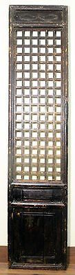 Antique Chinese Screen Panel (5123)(Temple Door), Cunninghamia Wood, 1800-1849