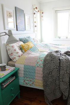 lovely bedroom..