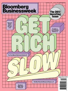 LOve the design, LOVE the idea... Bloomberg Businessweek (US)