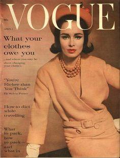 Vogue April 1 1961