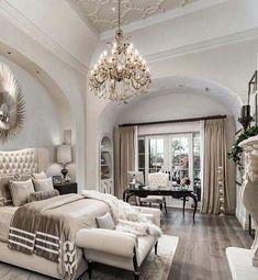Dream Master Bedroom, Master Bedroom Design, Master Suite, Master Bedrooms, Bedroom Designs, Master Master, Bedroom Layouts, Bedroom Sets, Home Decor Bedroom