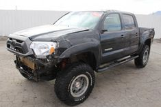 eBay: 2013 Toyota Tacoma TRD Double Cab Salvage Repairable 2013 Toyota Tacoma TRD Salvage Wrecked Repairable! Priced… #carparts #carrepair