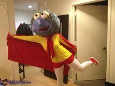Gonzo - Halloween Costume Contest via @costumeworks