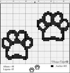 Cross Stitch Bookmarks, Cross Stitch Art, Cross Stitch Animals, Cross Stitch Designs, Cross Stitching, Cross Stitch Patterns, Knitting Patterns, Crochet Patterns, Crochet Blocks