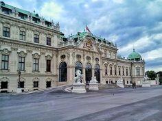belvedere palace / wien / austria - photo by koto serdar bulgu