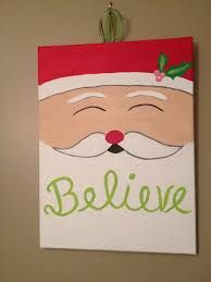Image result for christmas painting crafts